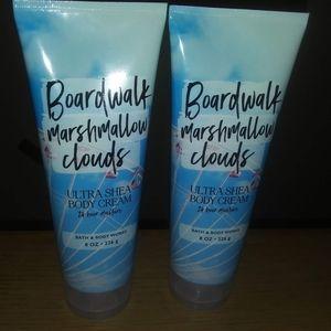 Bath & Body Works Boardwalk Marshmallow Clouds